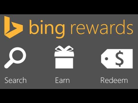 Bing rewards fall instant win