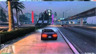 GTA V  Car jump