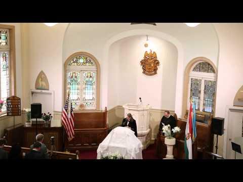 New York-i Első Magyar Református Egyház Husveti adasa