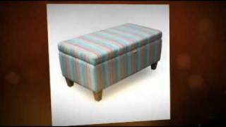 Footstools, Storage Ottomans And Storage Cubes