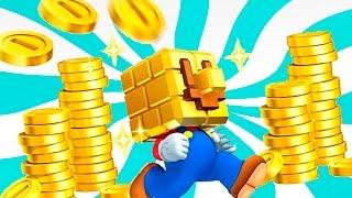 TREMENDAMENTE RICO en MARIO MAKER 3DS | Desafio Super Mario
