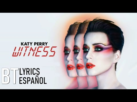 Katy Perry - Into Me You See (Lyrics + Español) Audio Official