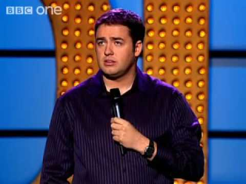Jason Manford on Footballers - Live at the Apollo - BBC One