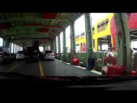 Naik Feri Pulau Pinang