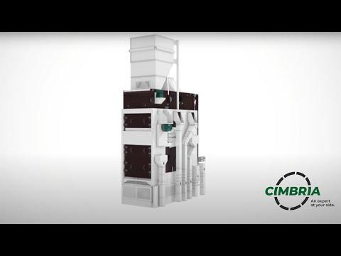 CIMBRIA DELTA Cleaner Animation