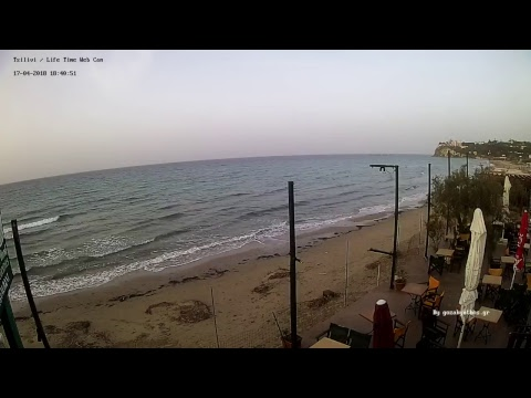 Tsilivi Beach 2 Live Webcam at Life Time Beach Bar