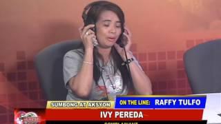 Wanted sa Radyo - Teacher, hina-harass diumano ng pulis (October 26, 2016)