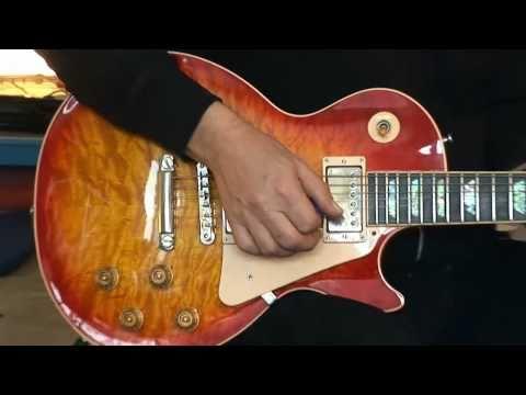 2003 Gibson Les Paul Elegant + Jewel-Drive Part 2