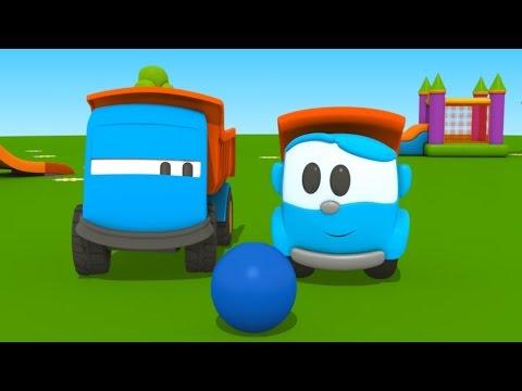 Cartoons für Kinder - Alle Serien auf Deutsch - Leo Junior 3D Animation