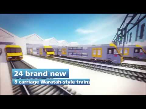 RAIL REVOLUTION: LARGEST EVER INCREASE TO TRAIN SERVICES