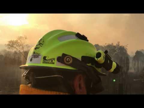 ACT RFS Strike Team Currandooley Fire