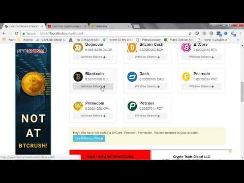 earn free dogecoin every second without waiting time 2018 | sohail978|
