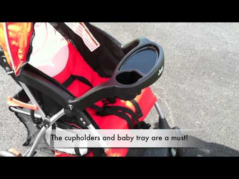 Jeep Overland Stroller Review Videozoos