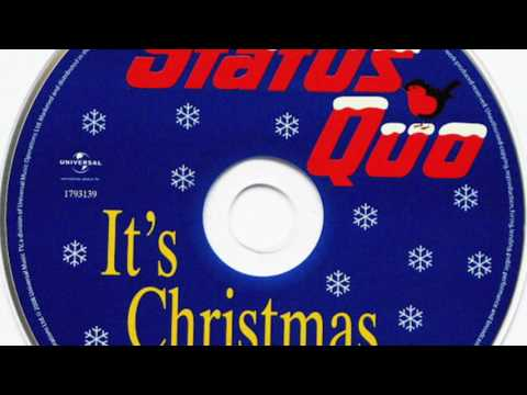 Status Quo - It's Christmas Time (HD)