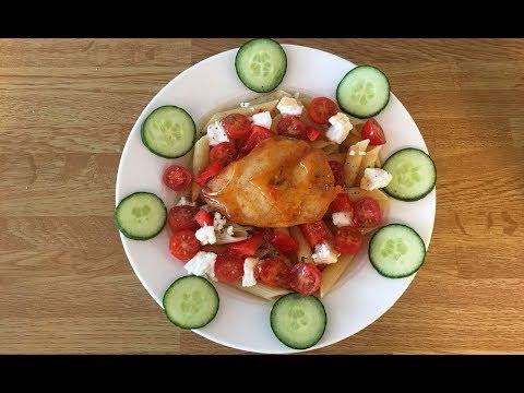 Kanan Paistaminen Pannulla