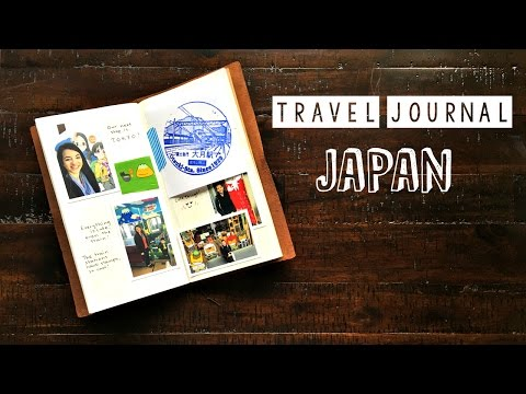 Travel Journal - Japan