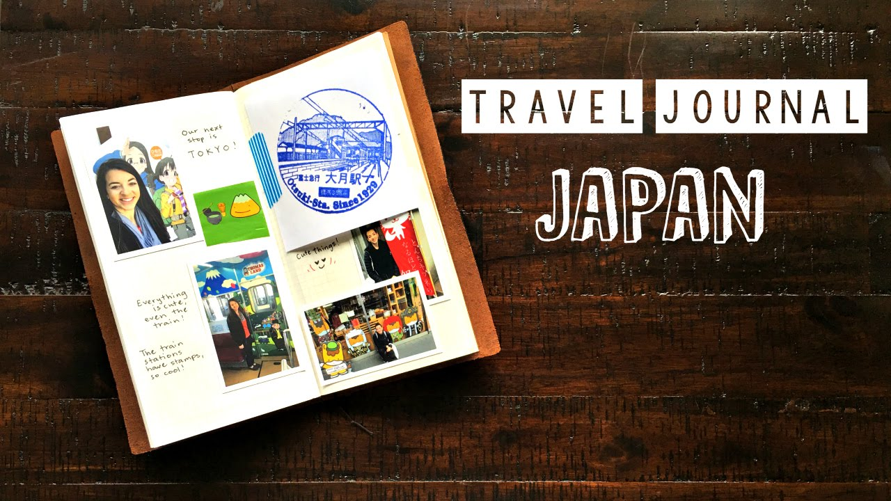 Travel Journal - Japan - YouTube