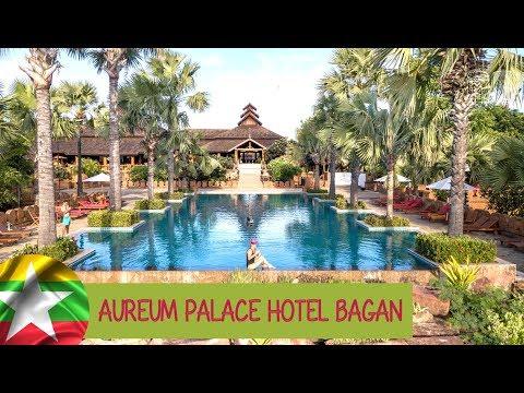 Aureum Palace Resort Bagan, Myanmar 2017