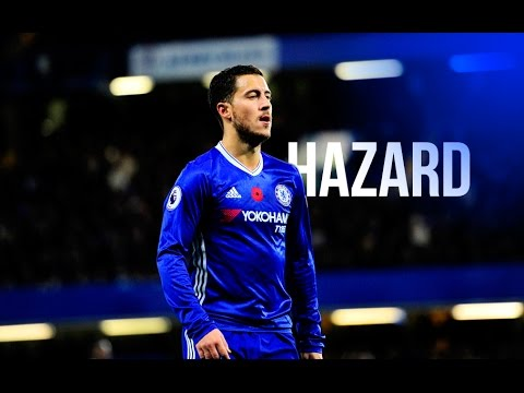 Eden Hazard 2017 - Unstoppable Skills & Goals 2017 | HD