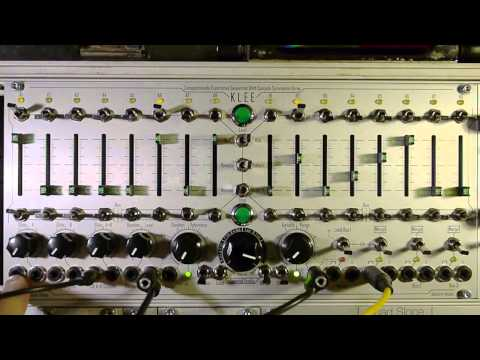 Klee Sequencer Tutorial Demo Part 1
