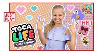 TOCA LIFE AFTER SCHOOL - СЕКРЕТИ І ПРИКОЛИ // Струму Лайф Після Школи (let's Play від Варі)