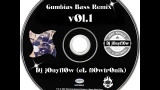 Prefiero Estar Lejos (Cumbias Bass Remix vOl.1) | Los Ronisch Ft. Dj jOnyflOw