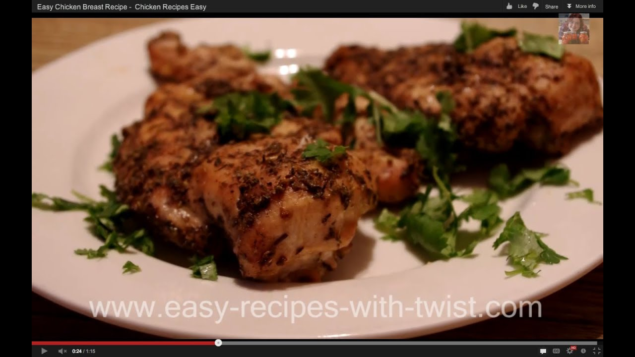 R Chicken Breast Recipes Easy Chicken Breast Re...