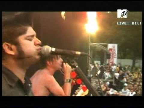 Billy Talent - (Live @ Campus Invasion, Halle, 2006) -  07 - Standing In The Rain