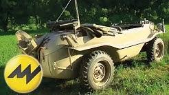 VW Typ 156 Schwimmwagen | Motorvision