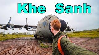 Tìm kiếm những máy bay Mỹ bị bắn xuống tại sân bay Tà Cơn ở Khe Sanh