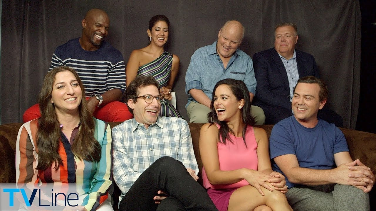 Brooklyn Nine-Nine' Season 6 on NBC Expanded to 18 Episodes | TVLine