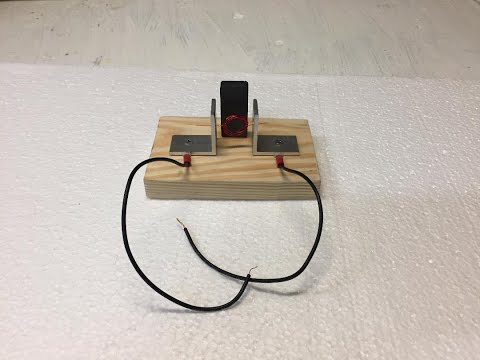 Simple circuit a fun at home science experiment doovi for Simple electric motor science project