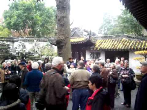 Rondreis China (dec 2009), extra beelden Shanghai
