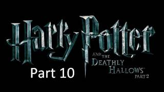 Harry Potter and the Deathly Hallows Part 2: The Game - Walkthrough - Chapter 10