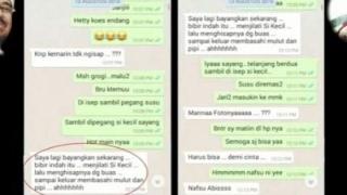 Kebohongan Chat  Firza Husein Dan Habib Rizieq