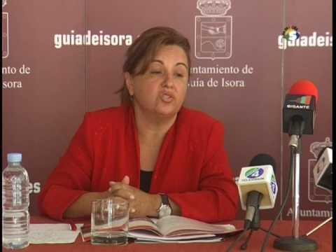 Rueda de prensa presentación Fiestas Patronales de...