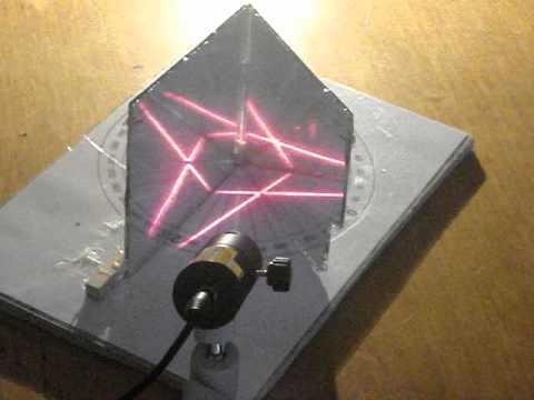 Reflexi n de una l nia laser en dos espejos planos wmv - Espejos para rebotar el mal ...
