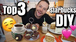 Top 3 Starbucks DIY Rezepte | Florian Mennen