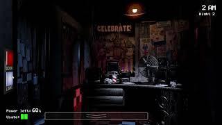Fnaf Phantom Golden Freddy Game Crash