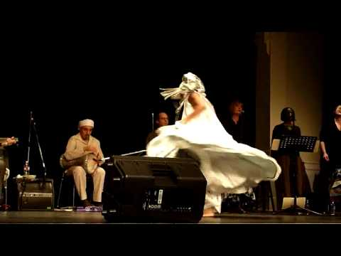 Yemaya Medley - Abrace Sings with the MB Orchestra and Dancer Dora Oliviera