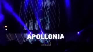 Apollonia in Lima (I) - Creamfields Perú (November 15, 2014)