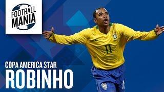 Robinho Leads Brazil to Copa América 2007 Championship!