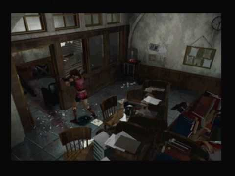 resident evil 2 ps1 claire b