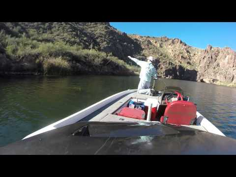 Fly fishing saguaro lake youtube for Saguaro lake fishing report