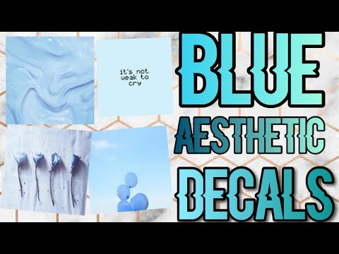 Decal Ids Roblox Bloxburg Blue Roblox Meaning Of Thumbnail
