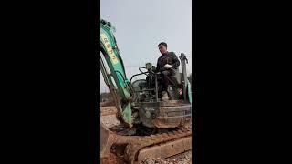 [ 핑크대디TV] 극한직업 전기공사 미니포크레인  보안…