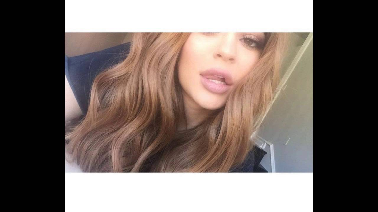 Kylie Jenner make over! New look and new hair color! Cool hairdo ...