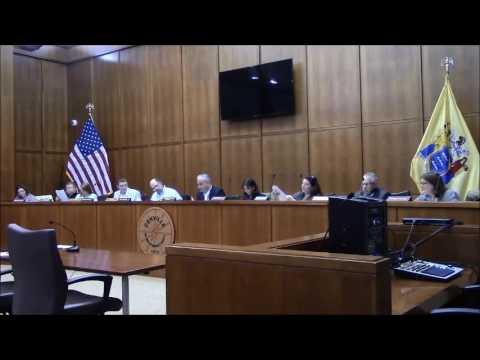 DENVILLE NJ BOARD OF EDUCATION BOARD MEETING 5 8 17