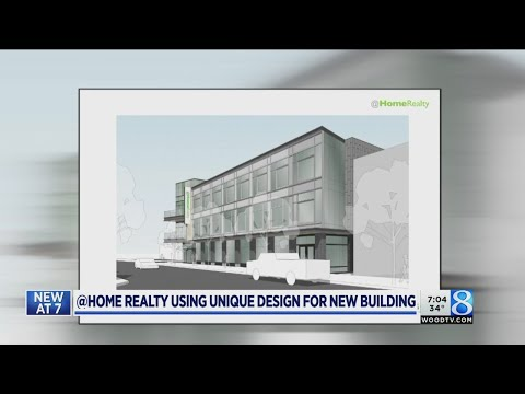 Realty company plans playful new building in downtown Holland