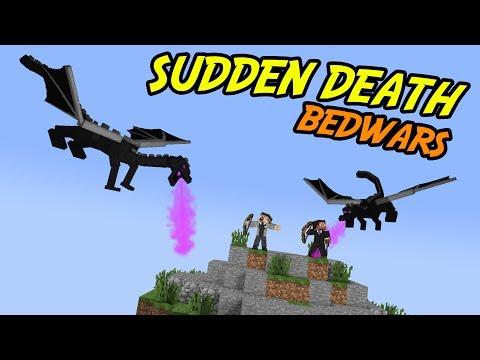 SUDDEN DEATH MED DRAKAR | BEDWARS